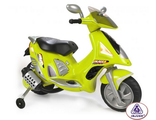 Электромобиль Injusa Scooter Duo 6V